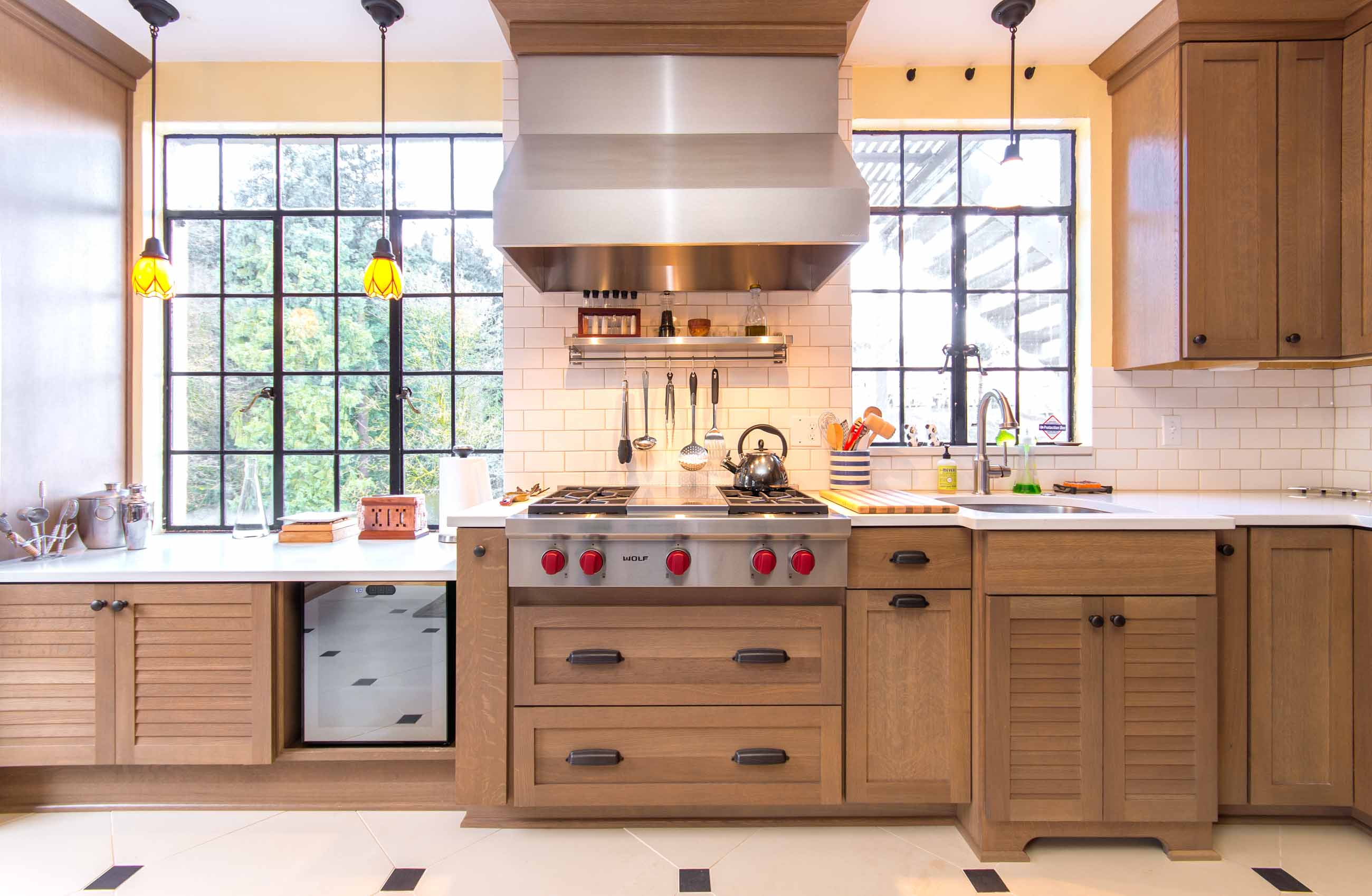 Eastbank Interiors Portland Kitchen Cabinets