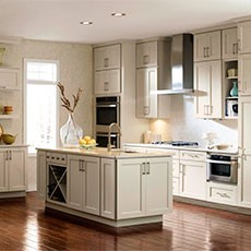 Casual Kitchen Cabinets Portland