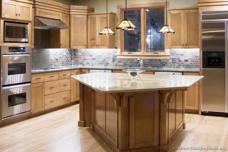 Craftsman Kitchen Cabinets Portland/West Linn