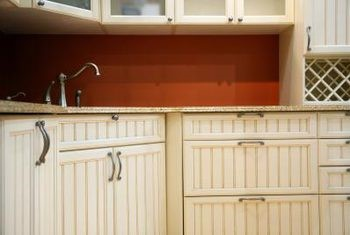 French Kitchen Cabinet Styles